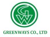 GREENWAYS CO., LTD